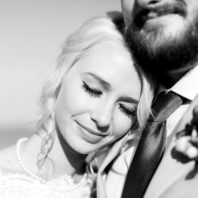 artistic wedding photographs