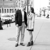 sophisticated wedding photography in Chicago