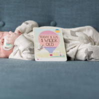modern newborn photos in naperville