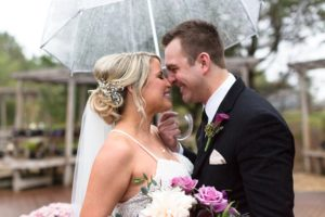Dramatic Wedding Photographs in Naperville