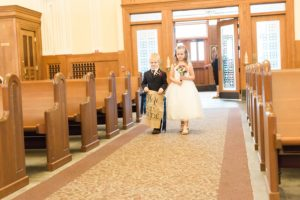 Catholic Wedding in Hinsdale