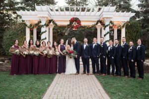 Patrick Haley Mansion Wedding